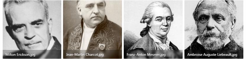 Hypnotiseurs célèbres